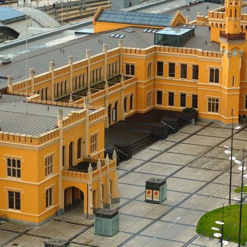 budynek dworca kolejowego 1
