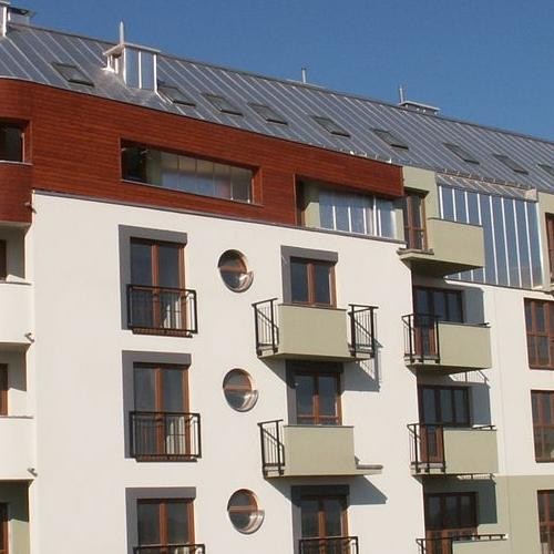 budynek mieszkalny 3