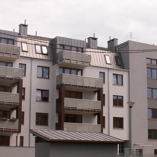 piętrowy budynek mieszkalny 2