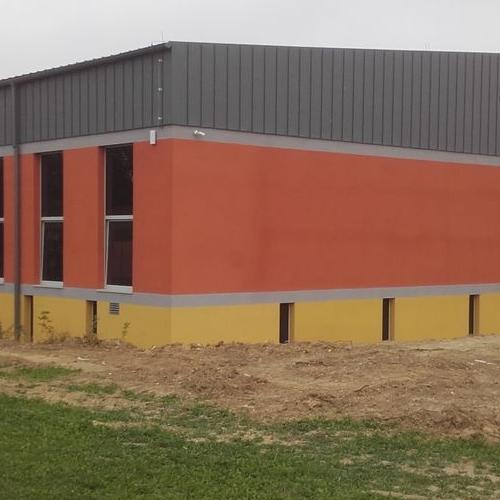 dach sala gimnastyczna 1