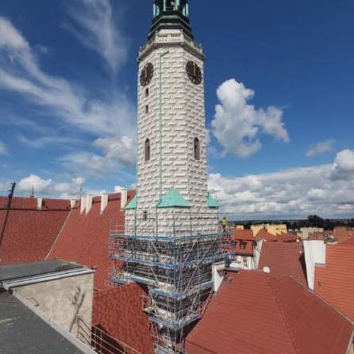 wieża ratusz brzeg opolski 2
